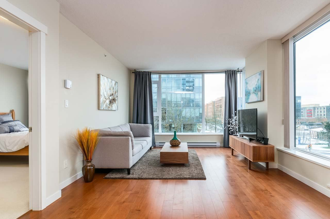 Main Photo: 502 5868 AGRONOMY Road in Vancouver: University VW Condo for sale (Vancouver West)  : MLS®# R2229222