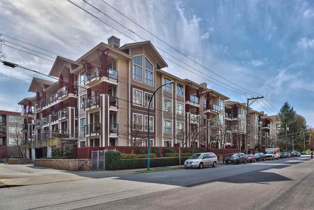 "Main Photo: 410 2484 WILSON Avenue in Port Coquitlam: Central Pt Coquitlam Condo for sale in ""VERDE"" : MLS®# R2253588"