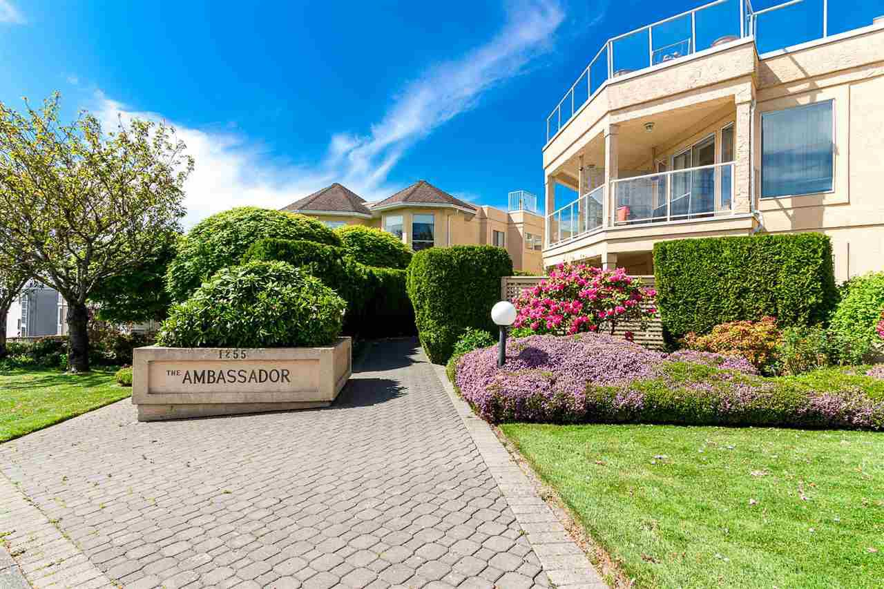 Main Photo: 104 1255 BEST Street: White Rock Condo for sale (South Surrey White Rock)  : MLS®# R2266566
