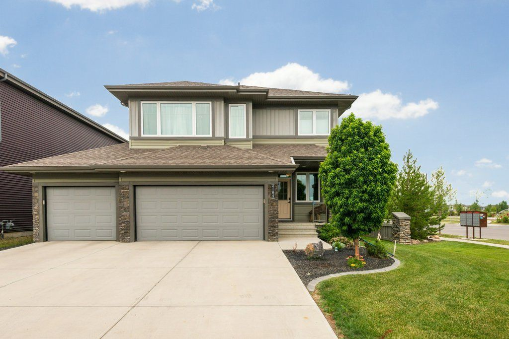 Main Photo: 4104 CHARLES LINK in Edmonton: Zone 55 House for sale : MLS®# E4133600