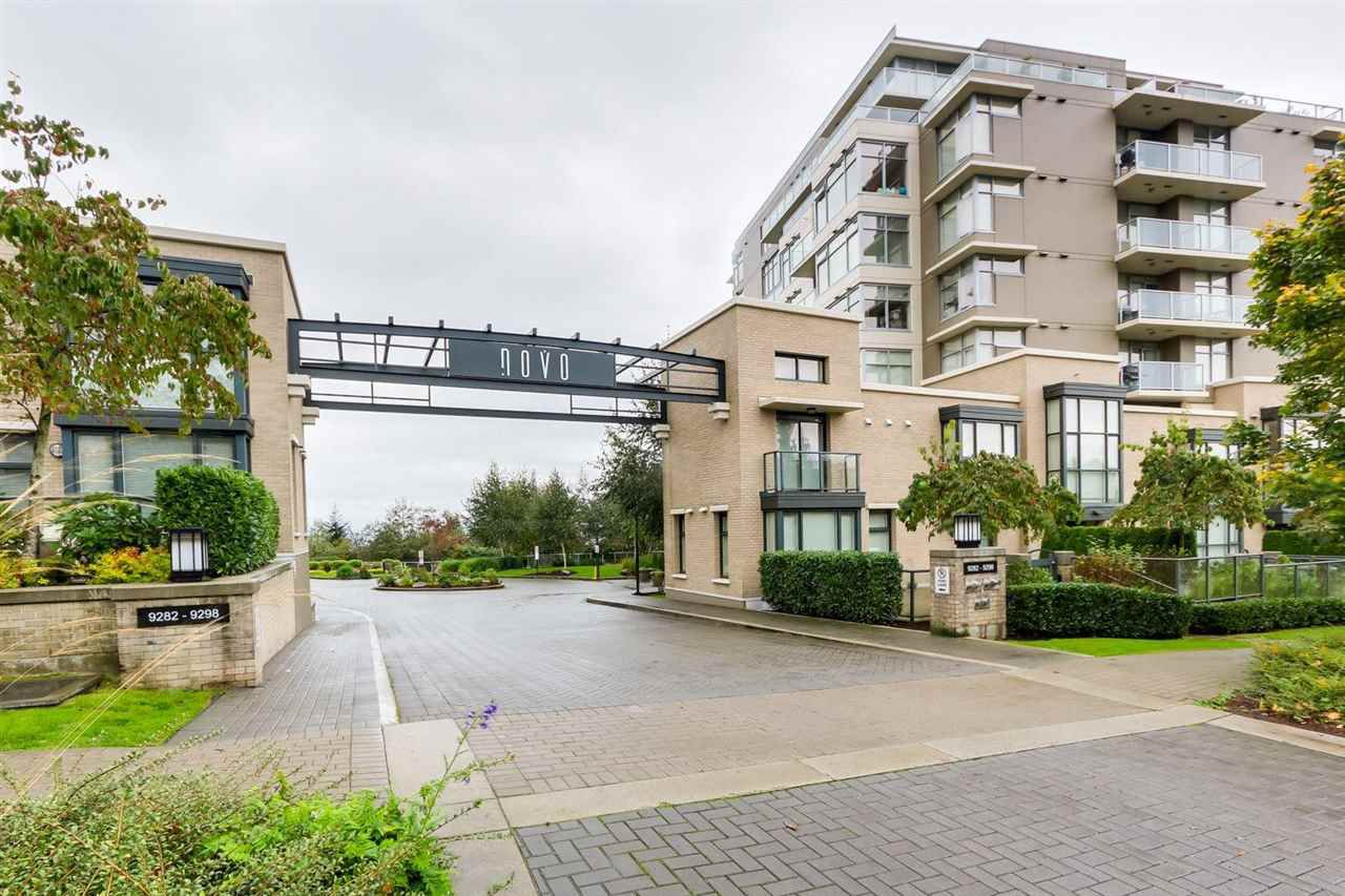 "Main Photo: 109 9298 UNIVERSITY Crescent in Burnaby: Simon Fraser Univer. Condo for sale in ""NOVO 1"" (Burnaby North)  : MLS®# R2325299"