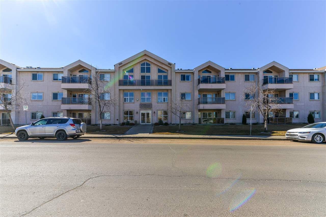 Main Photo: 312 10421 42 Avenue in Edmonton: Zone 16 Condo for sale : MLS®# E4152553