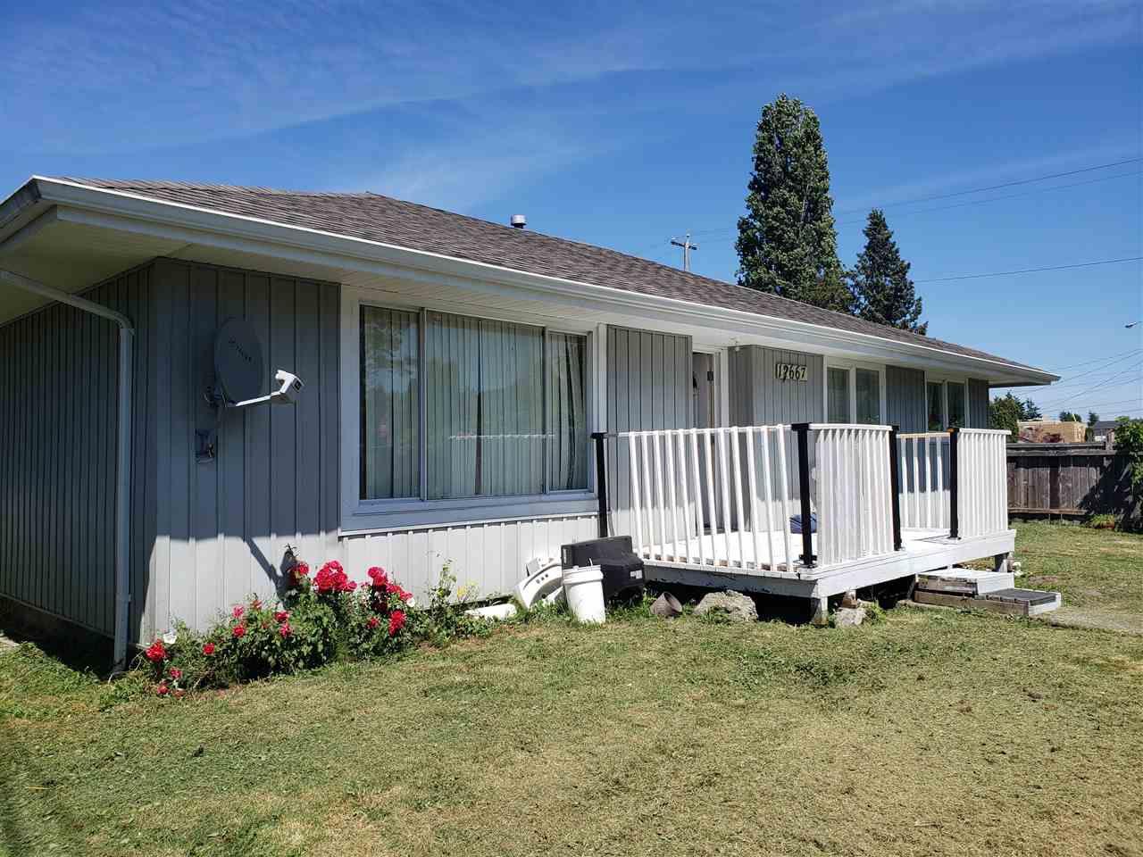 Main Photo: 12667 115 Avenue in Surrey: Bridgeview House for sale (North Surrey)  : MLS®# R2379882