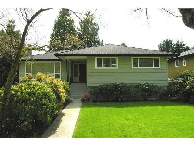 """Main Photo: 7532 MARK in Burnaby: Government Road House for sale in """"GOVERNMENT ROAD"""" (Burnaby North)  : MLS®# V888831"""