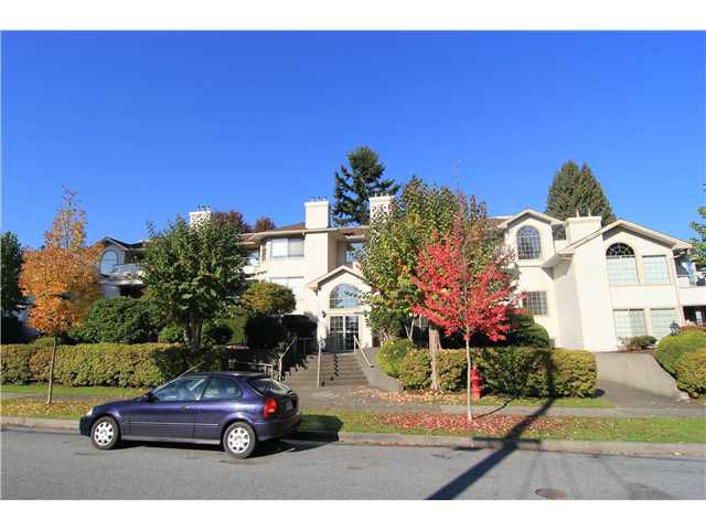 "Main Photo: 307 1955 SUFFOLK Avenue in Port Coquitlam: Glenwood PQ Condo for sale in ""Oxford Place"" : MLS®# V1032210"