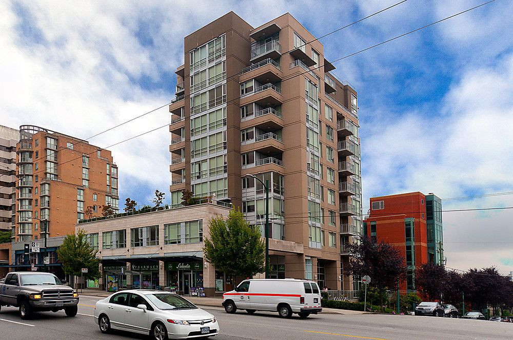 Main Photo: 206 2483 SPRUCE Street in Vancouver: Fairview VW Condo for sale (Vancouver West)  : MLS®# V1090603