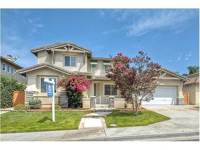 Main Photo: SCRIPPS RANCH House for sale : 4 bedrooms : 11475 Mayapple Way in San Diego
