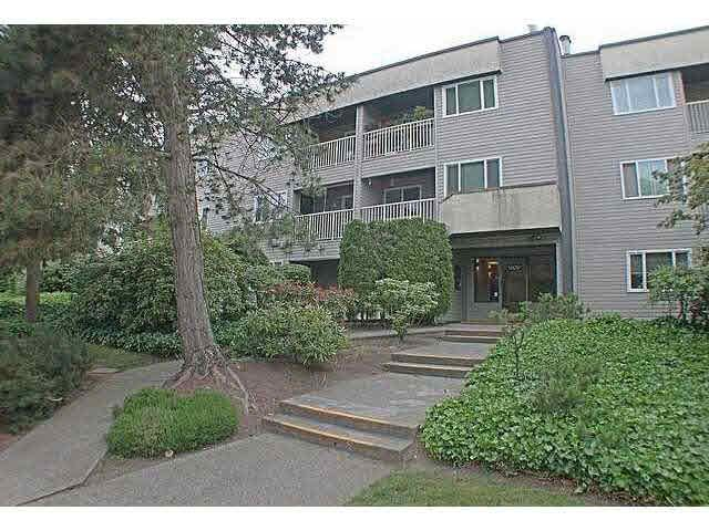 """Main Photo: 105 1209 HOWIE Avenue in Coquitlam: Central Coquitlam Condo for sale in """"CREEKSIDE MANOR"""" : MLS®# V1136026"""