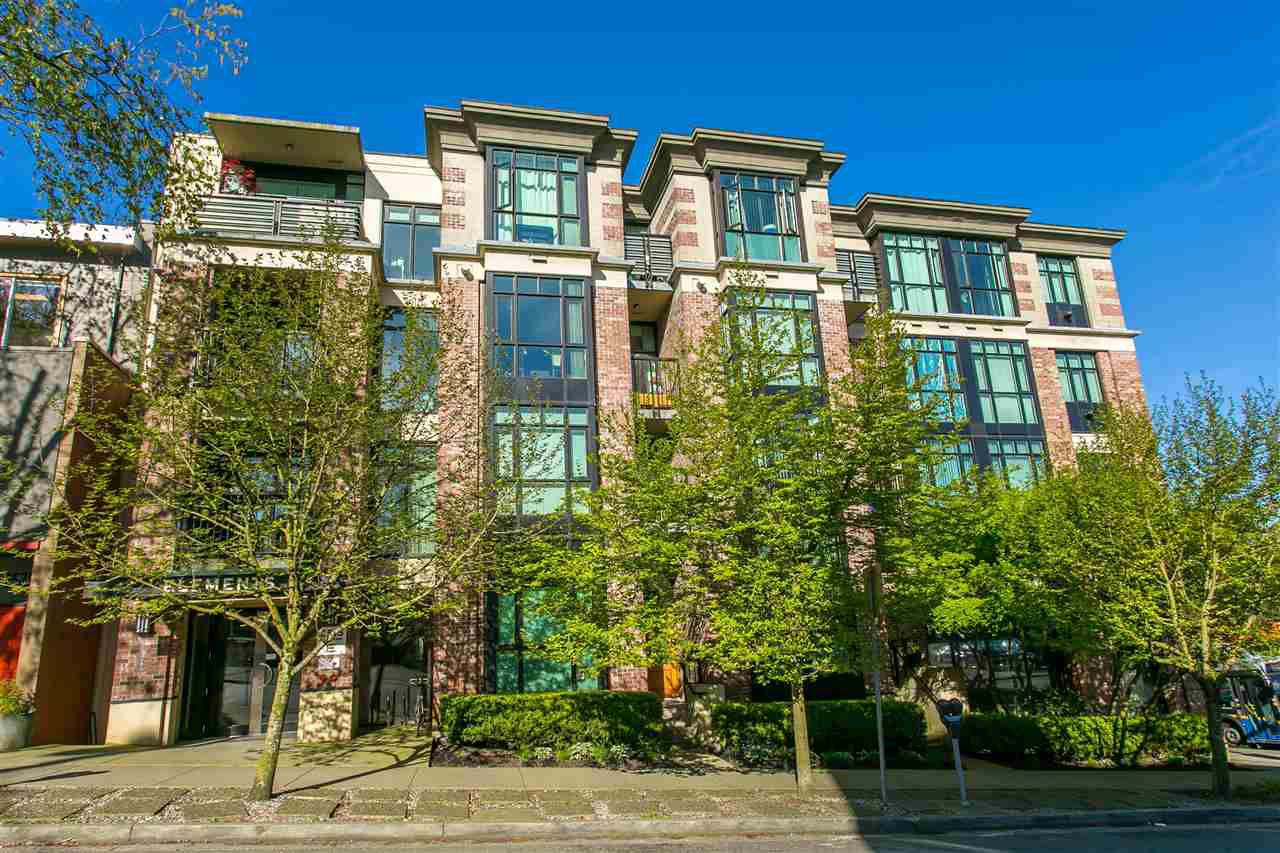 """Main Photo: 207 2515 ONTARIO Street in Vancouver: Mount Pleasant VW Condo for sale in """"ELEMENTS"""" (Vancouver West)  : MLS®# R2056758"""