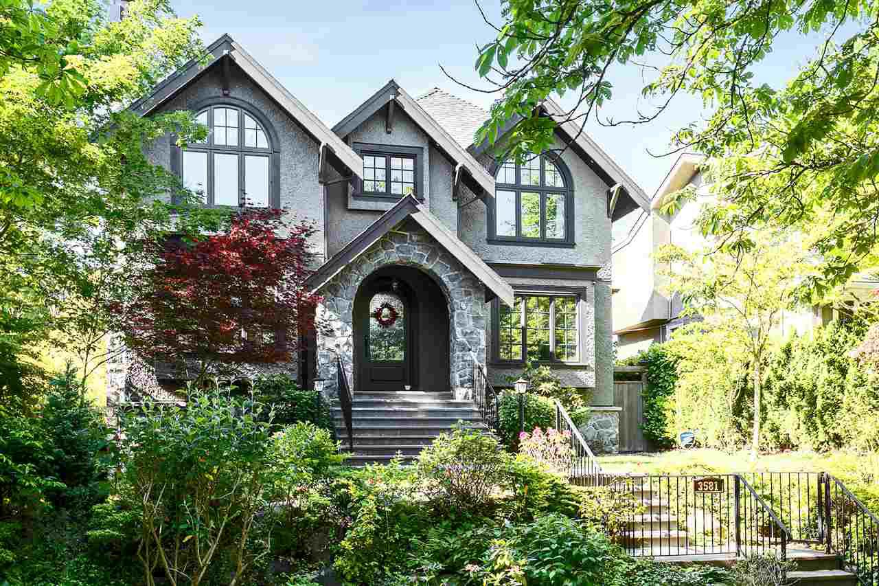 Main Photo: 3581 W 43RD Avenue in Vancouver: Southlands House for sale (Vancouver West)  : MLS®# R2076062