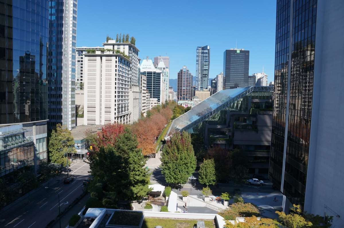 """Main Photo: 1202 1068 HORNBY Street in Vancouver: Downtown VW Condo for sale in """"The Canadian"""" (Vancouver West)  : MLS®# R2111395"""