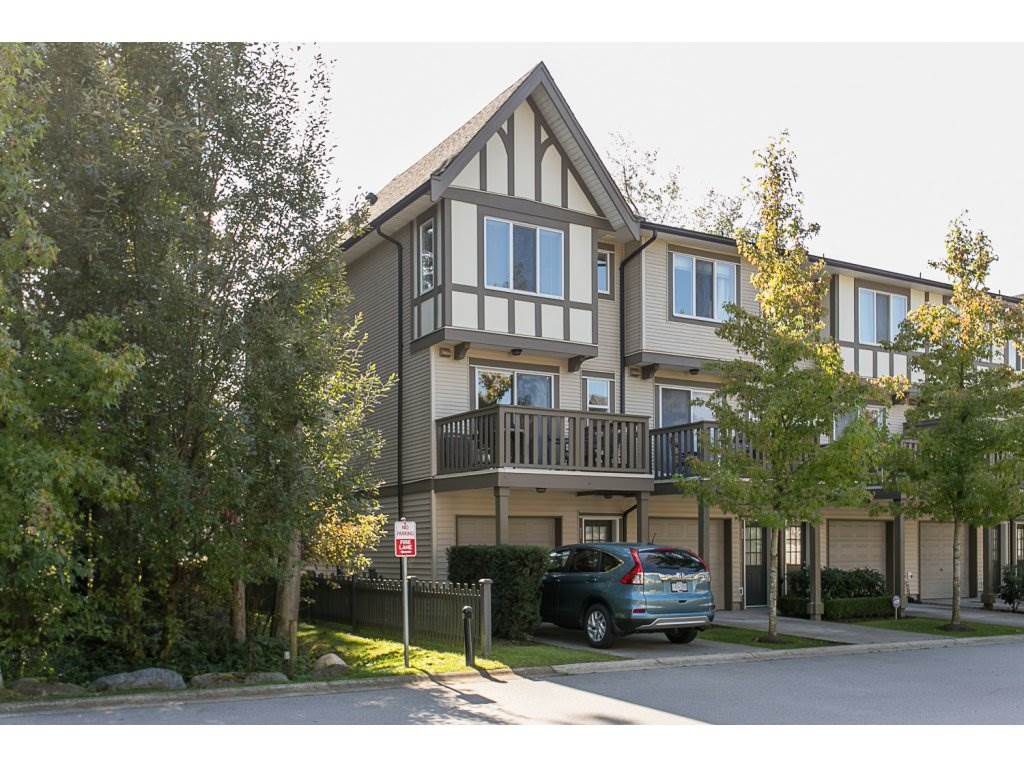 "Main Photo: 21 20875 80 Avenue in Langley: Willoughby Heights Townhouse for sale in ""Pepperwood"" : MLS®# R2113758"