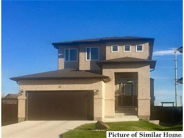 Main Photo: 22 MARRINGHURST Street in Winnipeg: Waverley West Residential for sale (1R)  : MLS®# 1629283