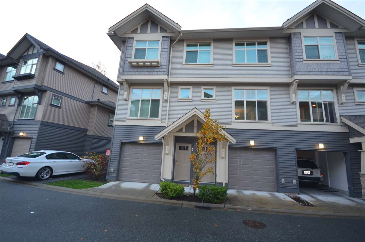 Main Photo: 45 31125 WESTRIDGE Place in Abbotsford: Abbotsford West Townhouse for sale : MLS®# R2123906