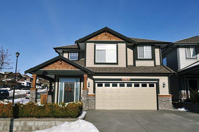 "Main Photo: 23605 133RD Avenue in Maple Ridge: Silver Valley House for sale in ""ROCK RIDGE"" : MLS®# R2129806"