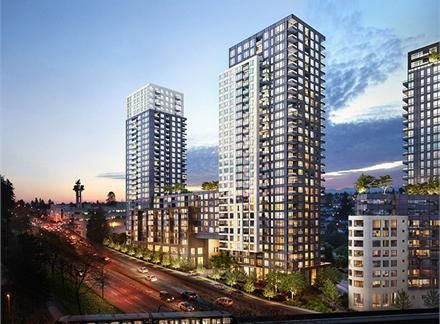 """Main Photo: 2308 5665 BOUNDARY Road in Vancouver: Collingwood VE Condo for sale in """"WALL CENTRE BOUNDARY"""" (Vancouver East)  : MLS®# R2141227"""