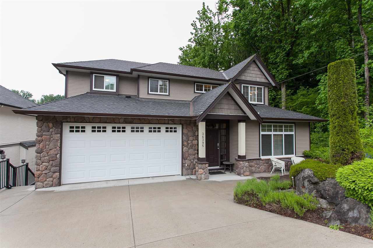 """Main Photo: 36395 WESTMINSTER Drive in Abbotsford: Abbotsford East House for sale in """"Kensington Park"""" : MLS®# R2170592"""