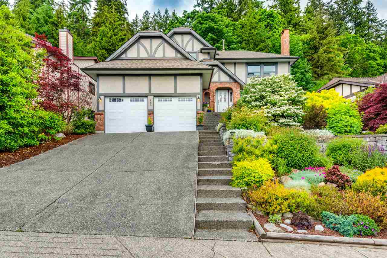 "Main Photo: 486 CARIBOO Crescent in Coquitlam: Coquitlam East House for sale in ""RIVERVIEW HEIGHTS"" : MLS®# R2179818"