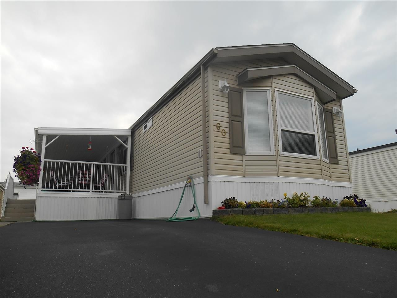"Main Photo: 60 7100 ALDEEN Road in Prince George: Lafreniere Manufactured Home for sale in ""MORGAN RIDGE"" (PG City South (Zone 74))  : MLS®# R2202696"