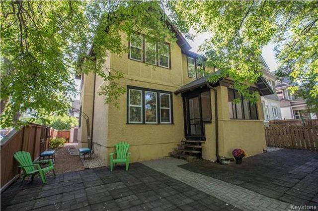 Main Photo: 143 Canora Street in Winnipeg: Wolseley Residential for sale (5B)  : MLS®# 1723870