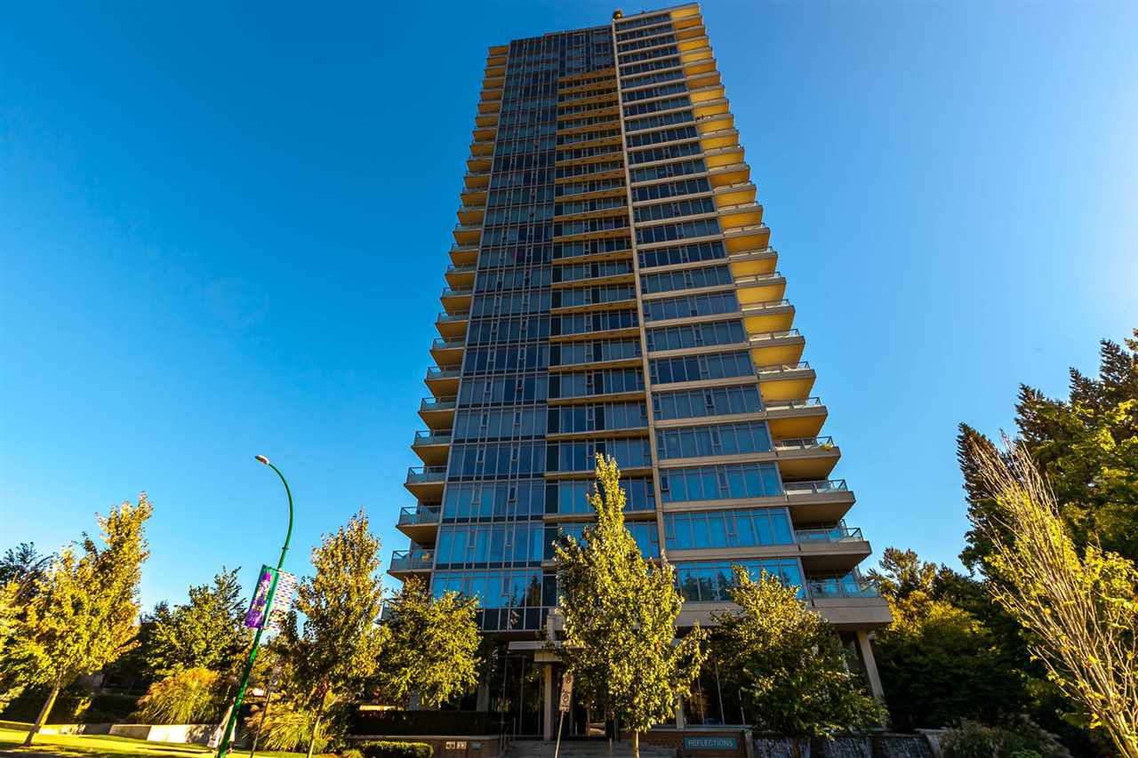 "Main Photo: 2605 7090 EDMONDS Street in Burnaby: Edmonds BE Condo for sale in ""REFLECTIONS"" (Burnaby East)  : MLS®# R2212575"