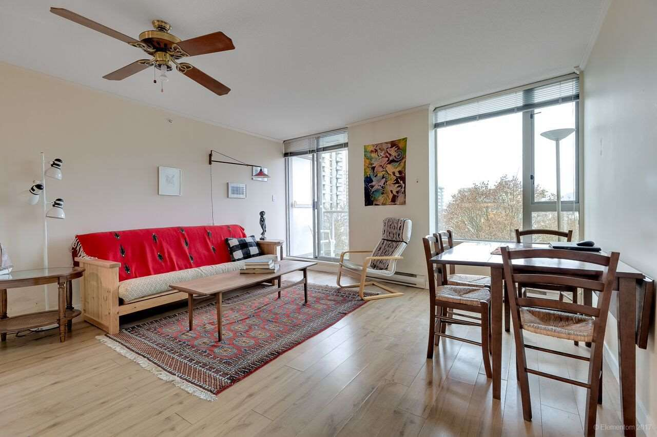 """Main Photo: 601 1277 NELSON Street in Vancouver: West End VW Condo for sale in """"The Jetson"""" (Vancouver West)  : MLS®# R2221367"""