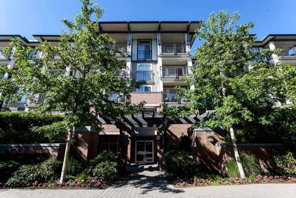 "Main Photo: 311 4833 BRENTWOOD Drive in Burnaby: Brentwood Park Condo for sale in ""Brentwood Gate"" (Burnaby North)  : MLS®# R2226803"