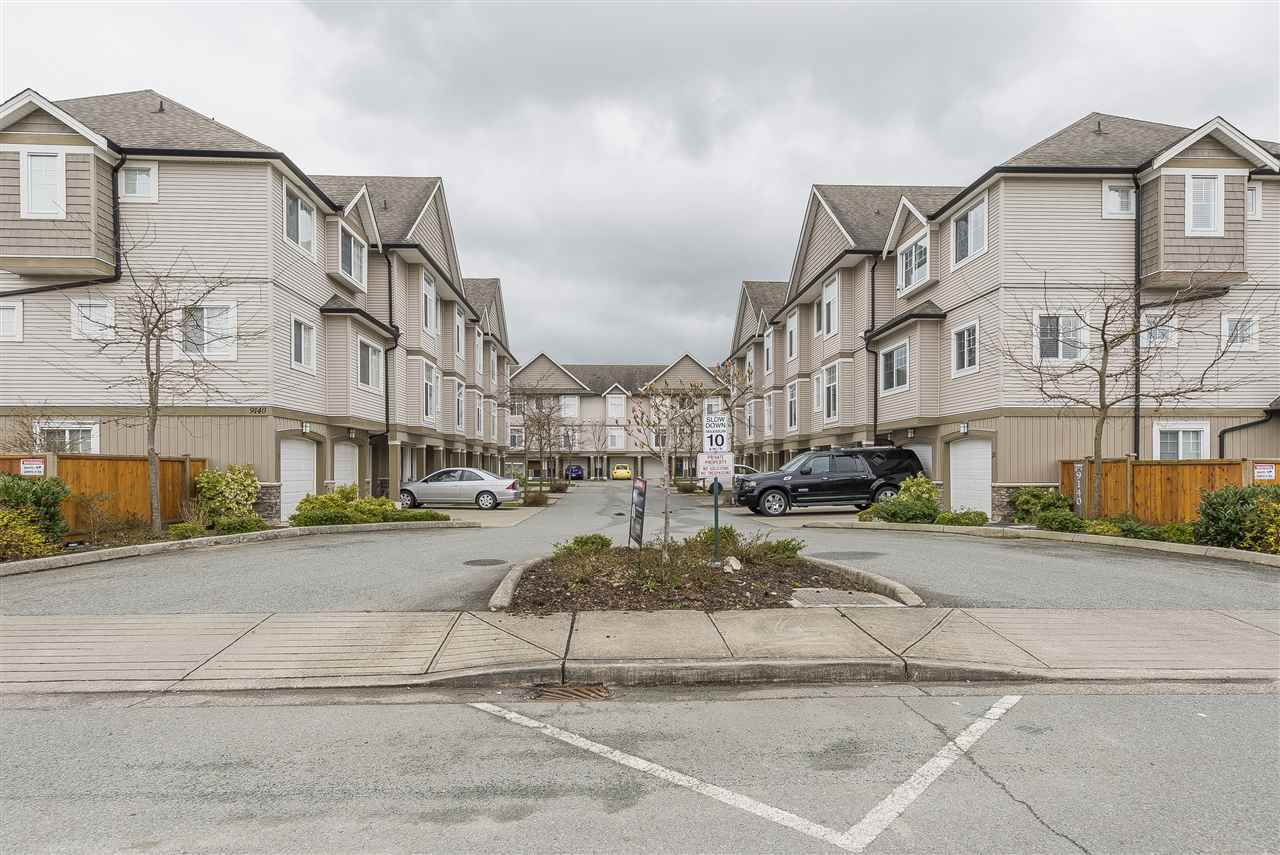 Main Photo: 12 9140 HAZEL Street in Chilliwack: Chilliwack E Young-Yale Townhouse for sale : MLS®# R2252173