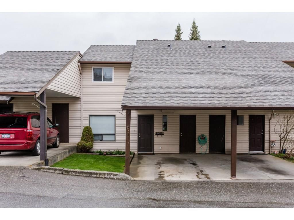 """Main Photo: 271 27411 28 Avenue in Langley: Aldergrove Langley Townhouse for sale in """"Alderview"""" : MLS®# R2252061"""
