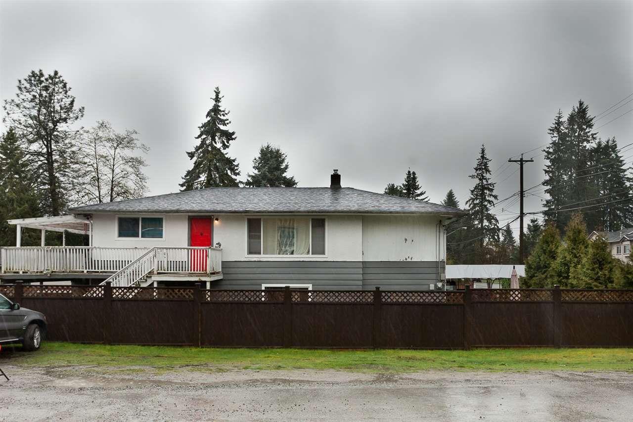 Main Photo: 1694 DORSET Avenue in Port Coquitlam: Glenwood PQ House for sale : MLS®# R2258699