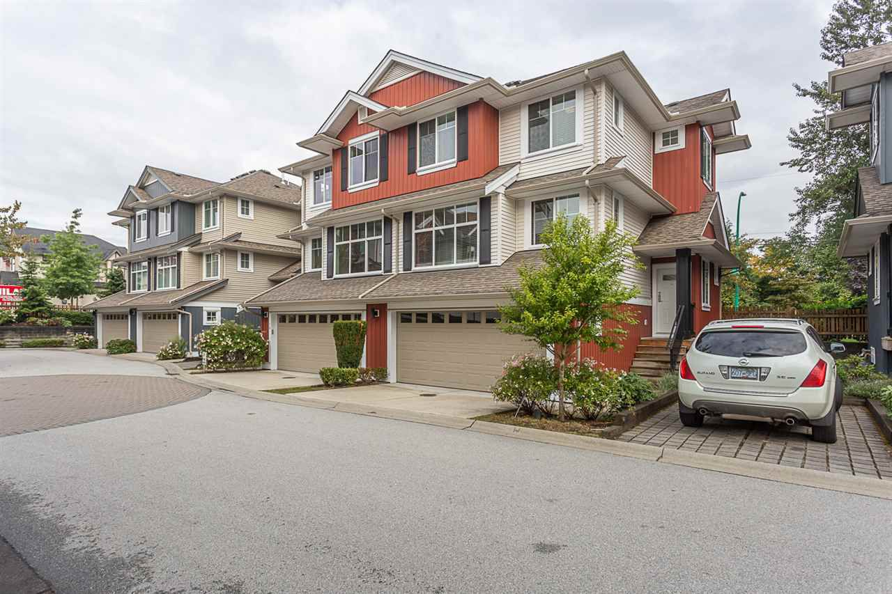 """Main Photo: 19 6956 193 Street in Surrey: Clayton Townhouse for sale in """"EDGE"""" (Cloverdale)  : MLS®# R2305010"""