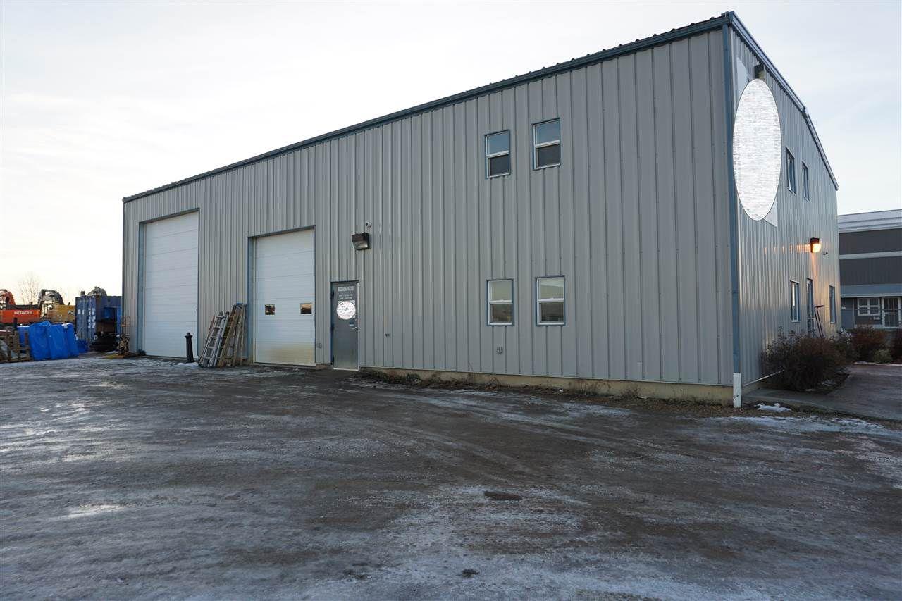 Main Photo: 20531 111 Avenue in Edmonton: Zone 59 Industrial for sale : MLS®# E4136434