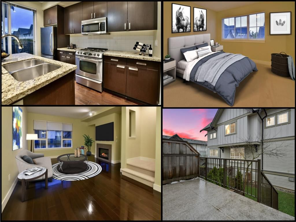 """Main Photo: 263 2501 161A Street in Surrey: Grandview Surrey Townhouse for sale in """"Highland Park"""" (South Surrey White Rock)  : MLS®# R2326295"""