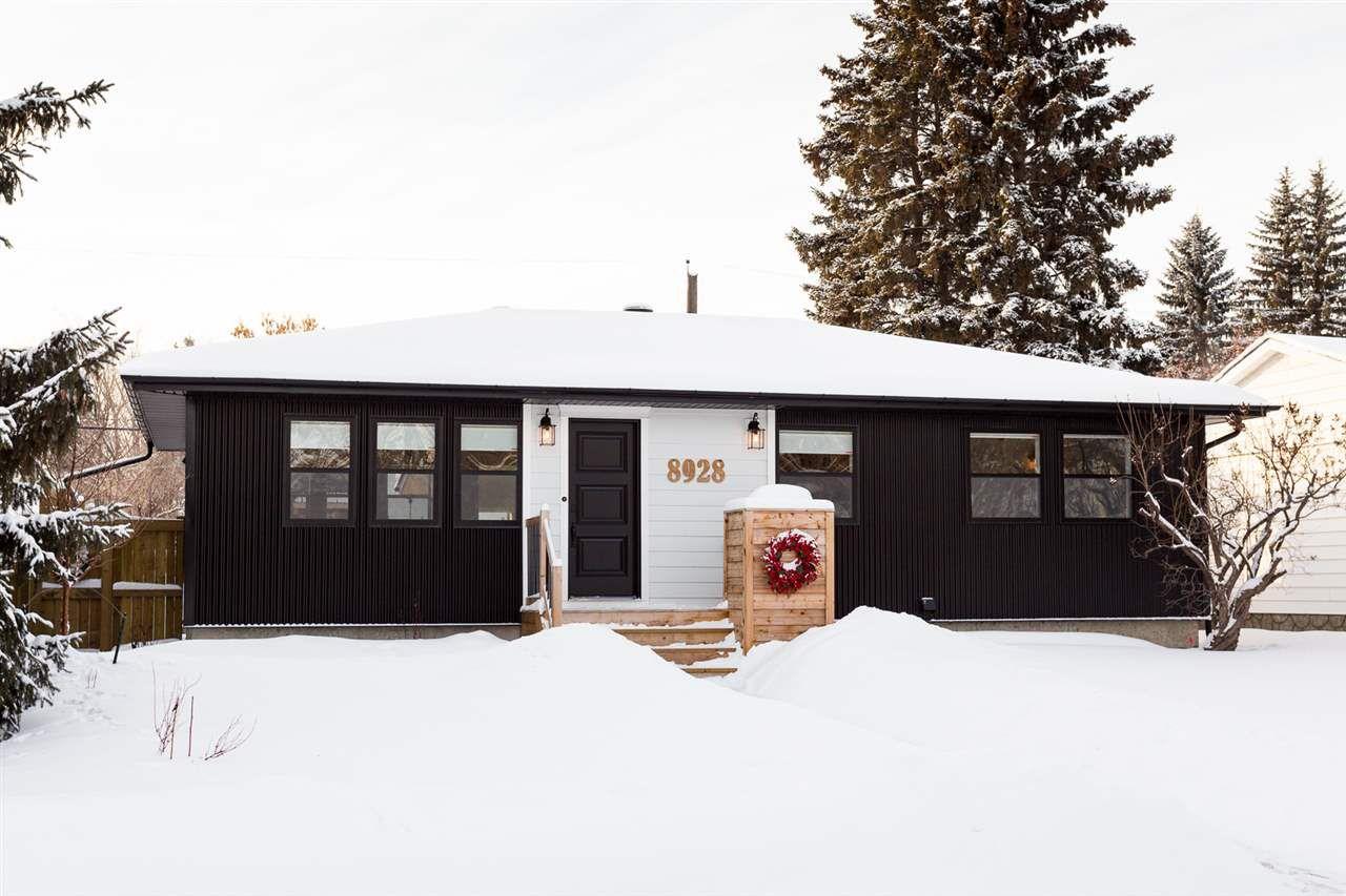 Main Photo: 8928 146 Street in Edmonton: Zone 10 House for sale : MLS®# E4143096