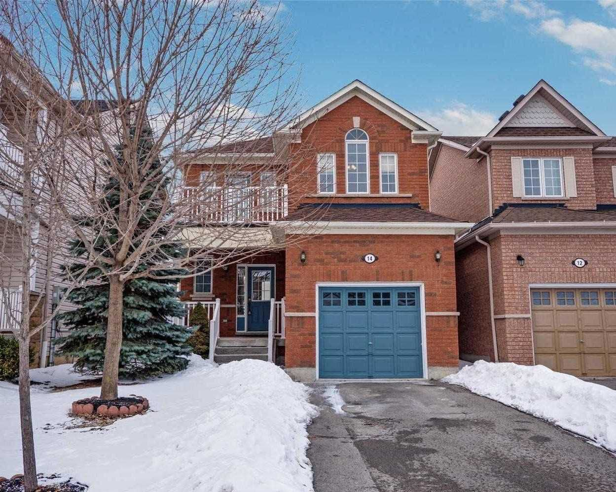 Main Photo: 14 Northgrove Crescent in Whitby: Brooklin House (2-Storey) for sale : MLS®# E4376552