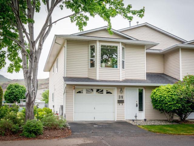 Main Photo: 38 2714 TRANQUILLE ROAD in Kamloops: Brocklehurst Half Duplex for sale : MLS®# 151437