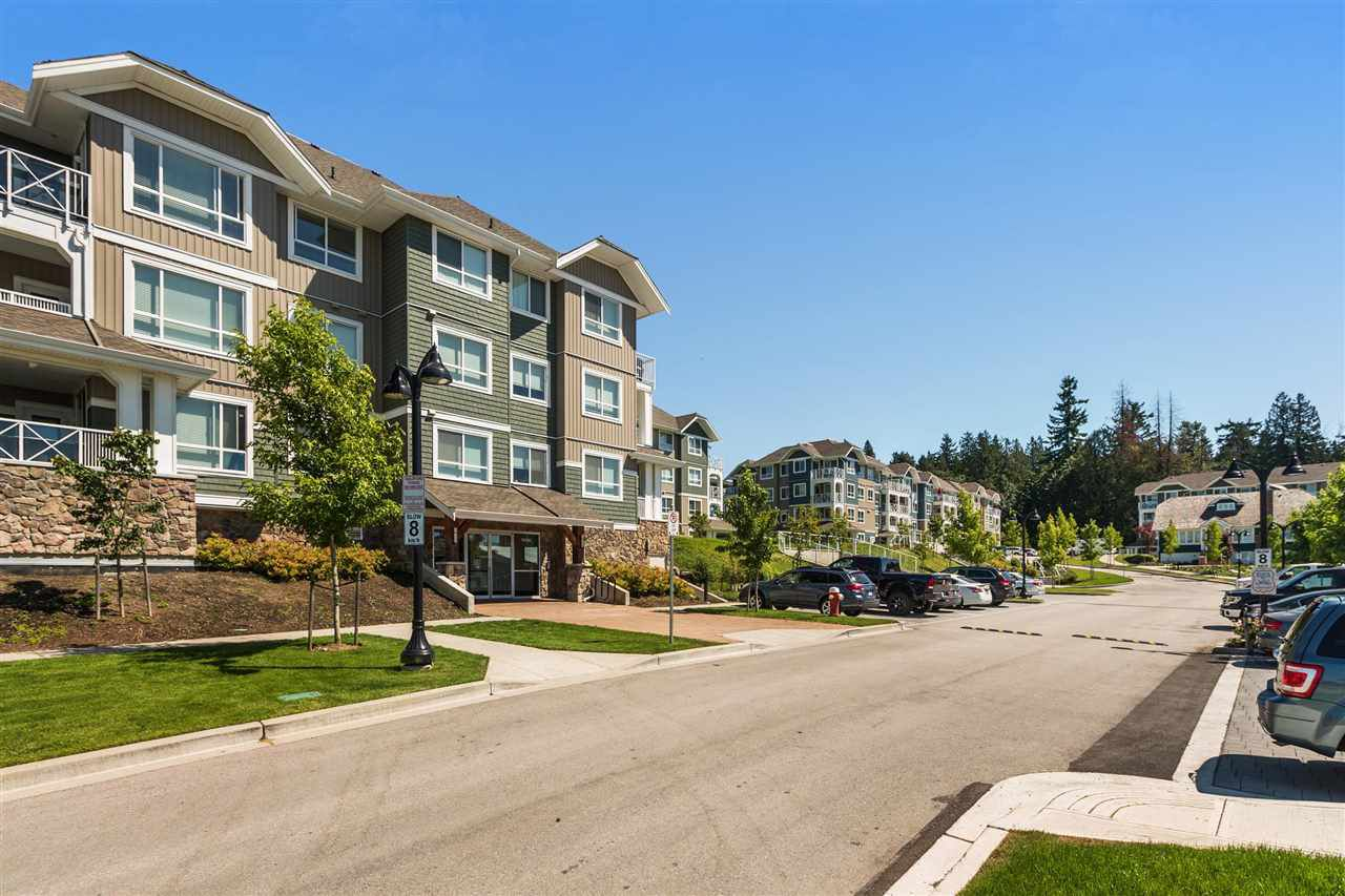 """Main Photo: 403 16398 64 Avenue in Surrey: Cloverdale BC Condo for sale in """"The Ridge at Bose Farms"""" (Cloverdale)  : MLS®# R2379269"""
