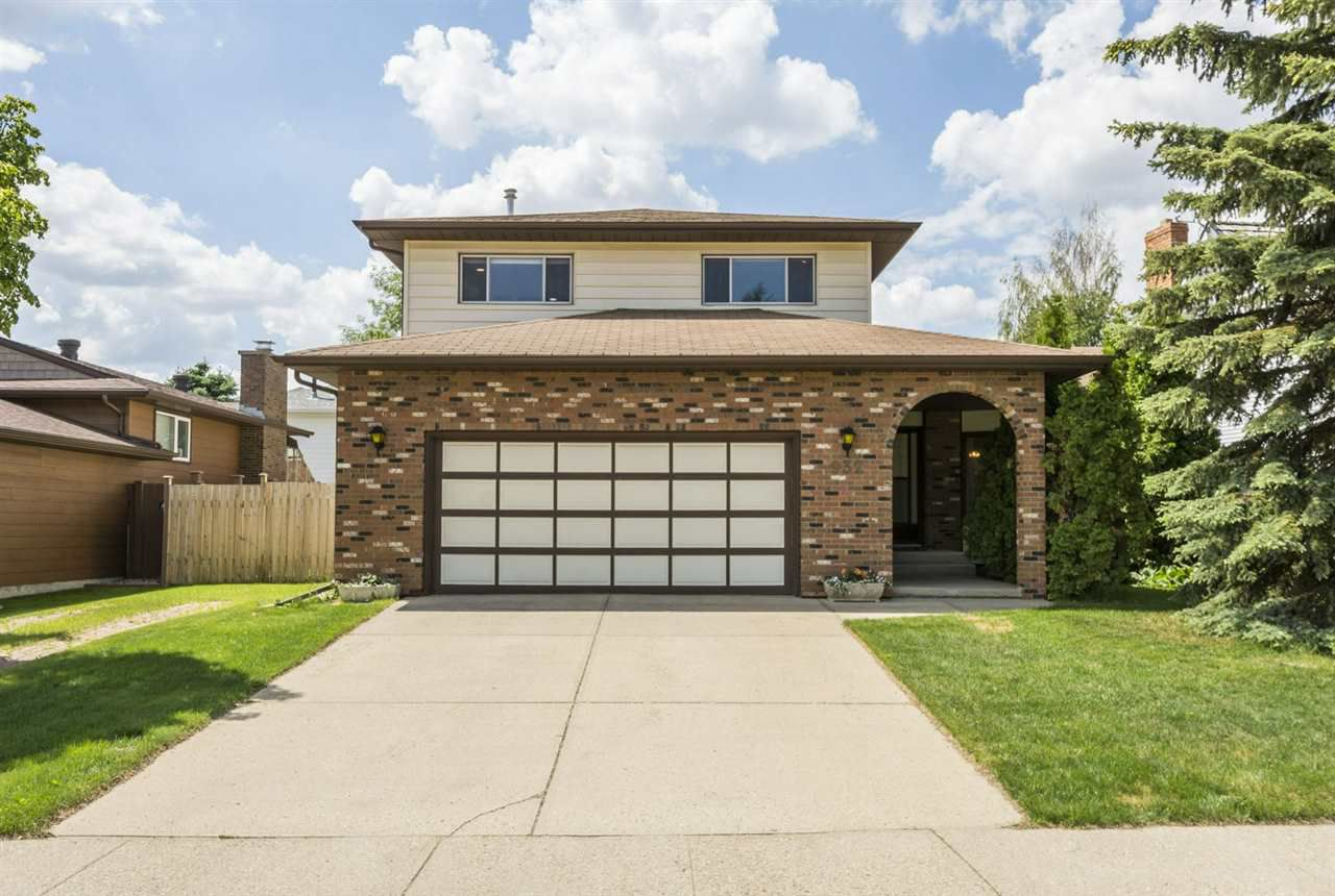 Main Photo: 932 RICE Road in Edmonton: Zone 14 House for sale : MLS®# E4162346