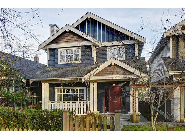 "Main Photo: 4472 QUEBEC Street in Vancouver: Main House for sale in ""MAIN STREET"" (Vancouver East)  : MLS®# V1037297"