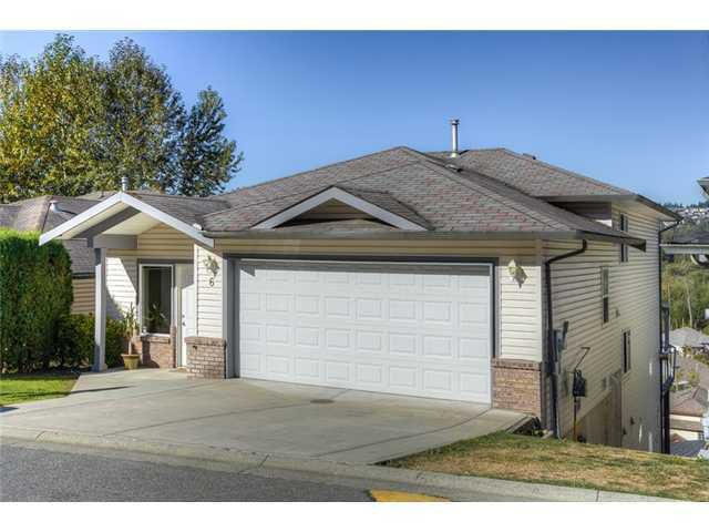 """Main Photo: 6 1615 SHAUGHNESSY Street in Port Coquitlam: Citadel PQ House for sale in """"SHAUGHNESSY COURT"""" : MLS®# V1041172"""