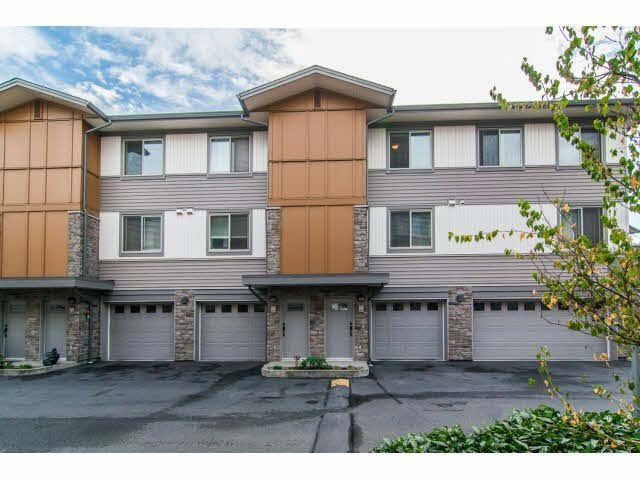 "Main Photo: 66 34248 KING Road in Abbotsford: Poplar Townhouse for sale in ""ARGYLE"" : MLS®# F1450595"