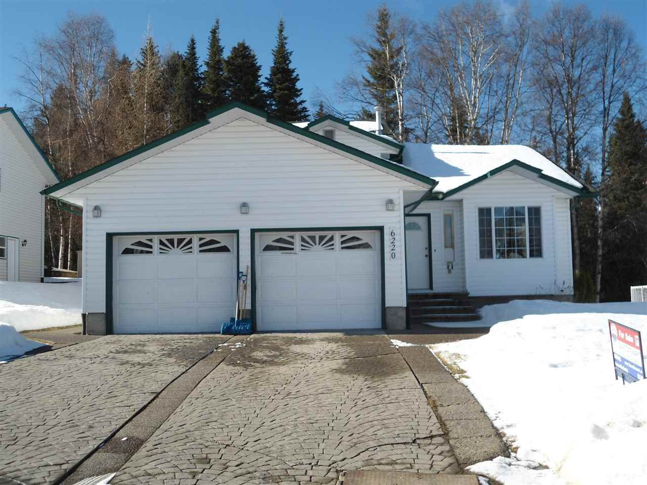 Main Photo: 6220 TASA Place in Prince George: Hart Highlands House for sale (PG City North (Zone 73))  : MLS®# R2038282