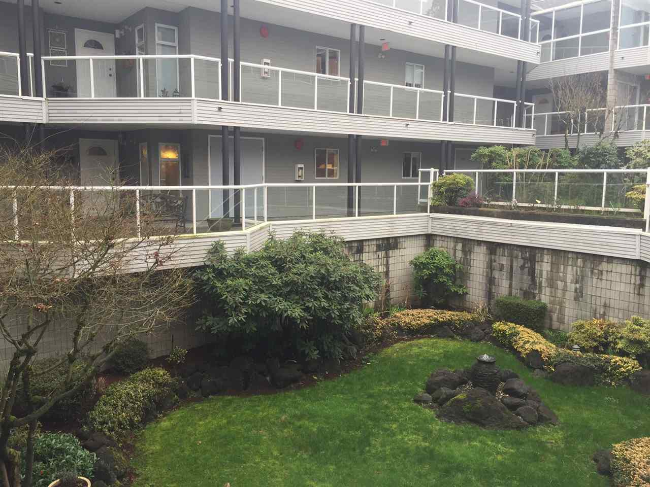 Main Photo: 204 2733 ATLIN Place in Coquitlam: Coquitlam East Condo for sale : MLS®# R2046230