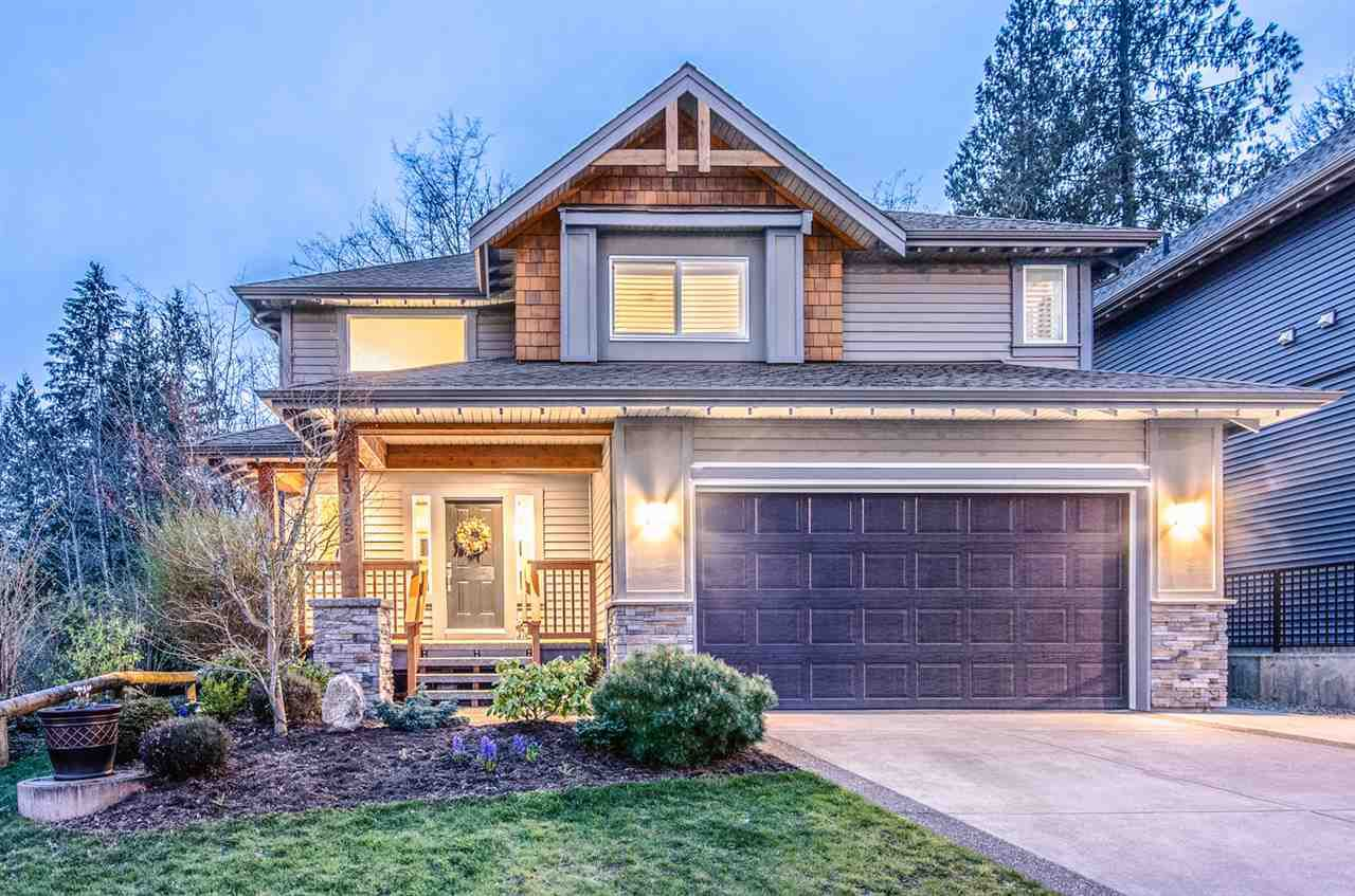 "Main Photo: 13485 229 Loop in Maple Ridge: Silver Valley House for sale in ""Hampstead at Silver Ridge"" : MLS®# R2156901"