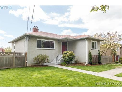 Main Photo: 1849 Gonzales Avenue in VICTORIA: Vi Fairfield East Single Family Detached for sale (Victoria)  : MLS®# 377422