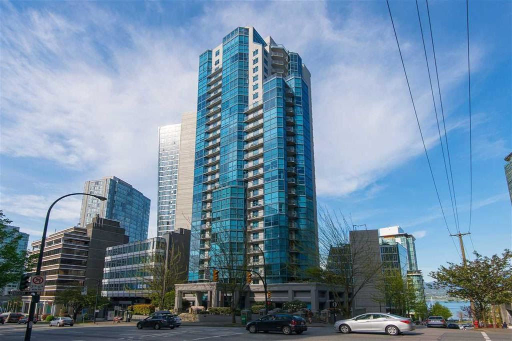 "Main Photo: 902 1415 W GEORGIA Street in Vancouver: Coal Harbour Condo for sale in ""Palais Georgia"" (Vancouver West)  : MLS®# R2163813"