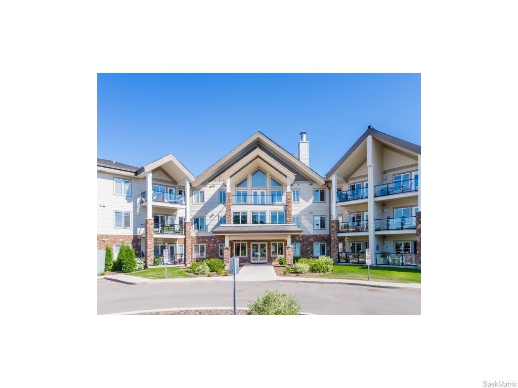 Main Photo: 100 1010 Ruth Street East in Saskatoon: Adelaide/Churchill Residential for sale : MLS®# 613673