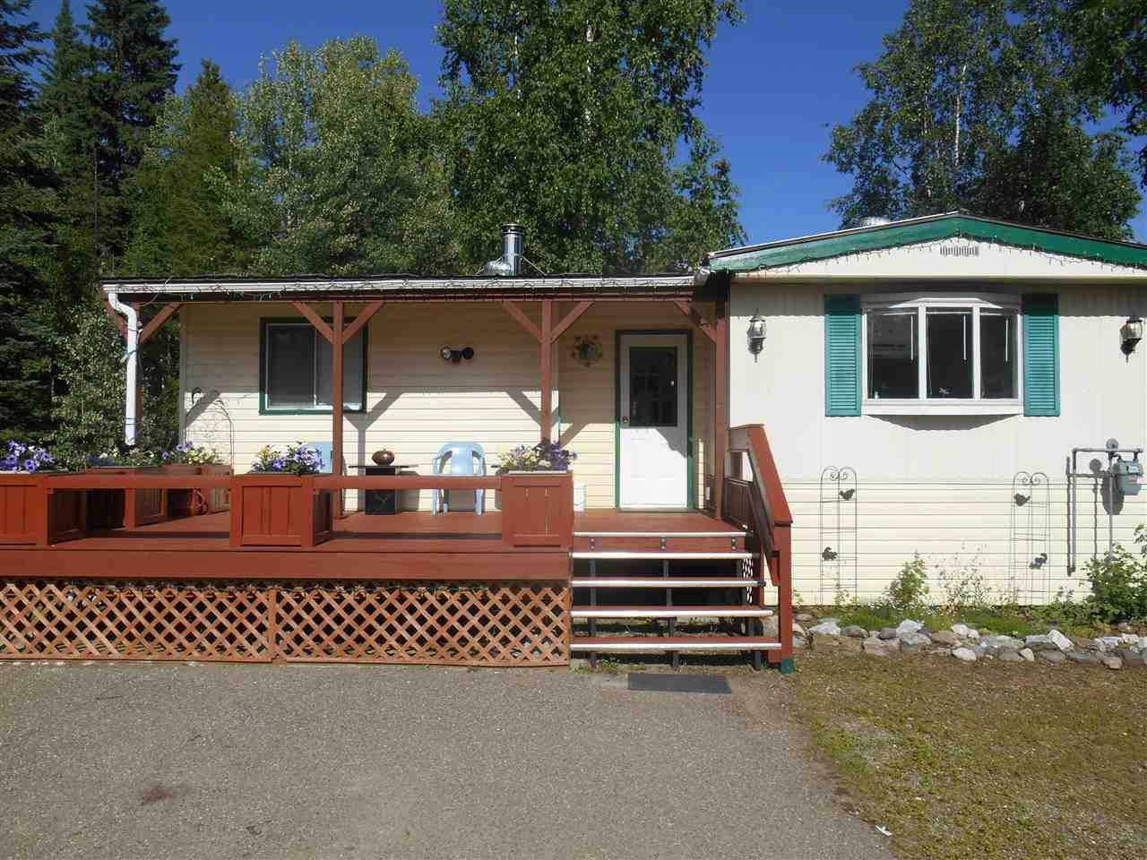 Main Photo: 8790 MCPHEE Road in Prince George: Reid Lake Manufactured Home for sale (PG Rural North (Zone 76))  : MLS®# R2188015