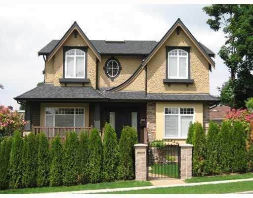 Main Photo: 2049 W 37TH AV in Vancouver: House for sale : MLS®# V878612