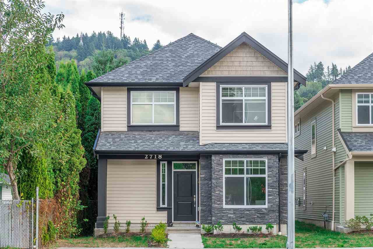 Main Photo: 2718 MCMILLAN Road in Abbotsford: Abbotsford East House for sale : MLS®# R2230095